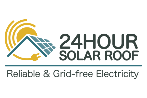 24-hour Solar Roof
